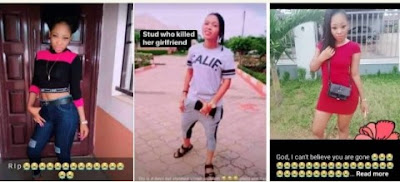 Tomboy Stabs Her Lesbian Partner To Death After Being Caught With A Man In Delta