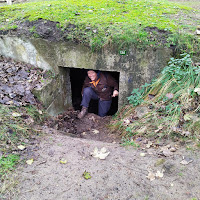 atlantikwall bunkers amsterdamsewaterleidingduinen geocaching wandelen hiking