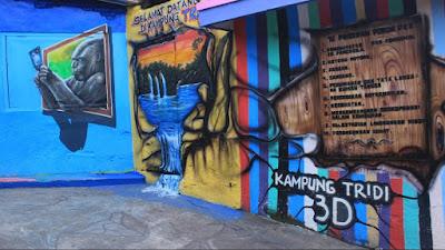 Travel Malang Banyuwangi, Kampung 3D Malang, 0821-316-7070-8, Travel Banyuwangi Malang