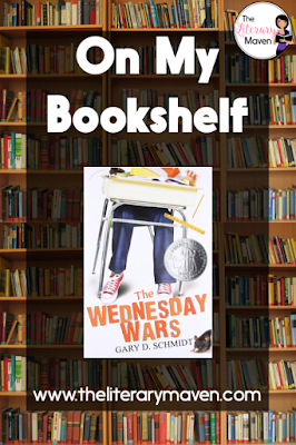 In The Wednesday Wars by Gary Schmidt, Holling Hoodhood's narration is full of humor and while sometimes he is as young and foolish as one would expect a seventh grade boy to be, other times he is wise beyond his years. Read on for more of my review and ideas for classroom application.