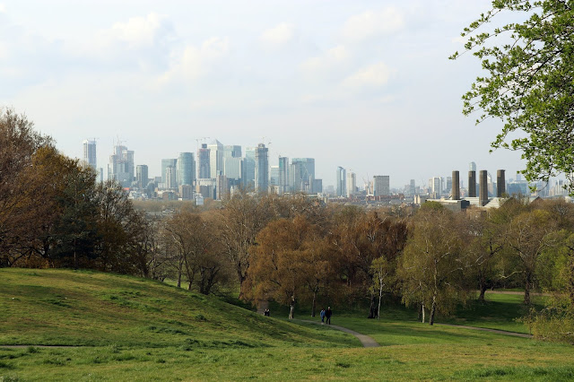 50 places where to find best views in London