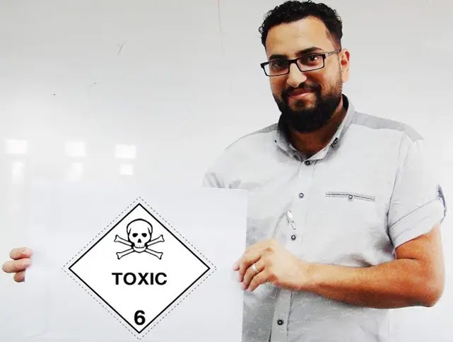 Dangerous Goods Class 6  |  Toxic and Infectious Substances