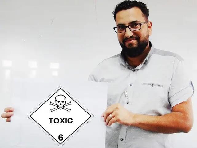 DG Class 6  , hazmat class 6 , imp code,  Toxic and Infectious Substances