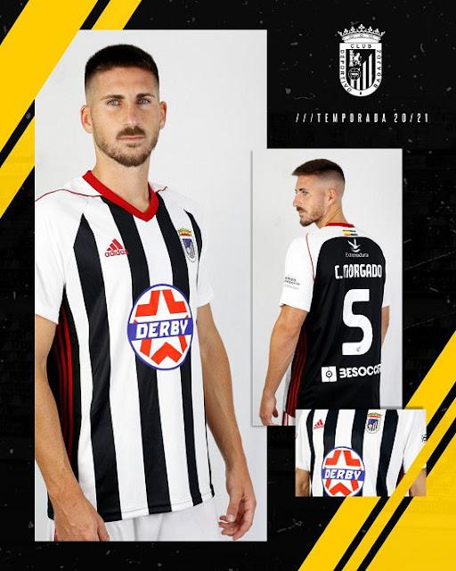 camiseta CD Badajoz primera equipación Adidas 2020-2021 comprar tienda