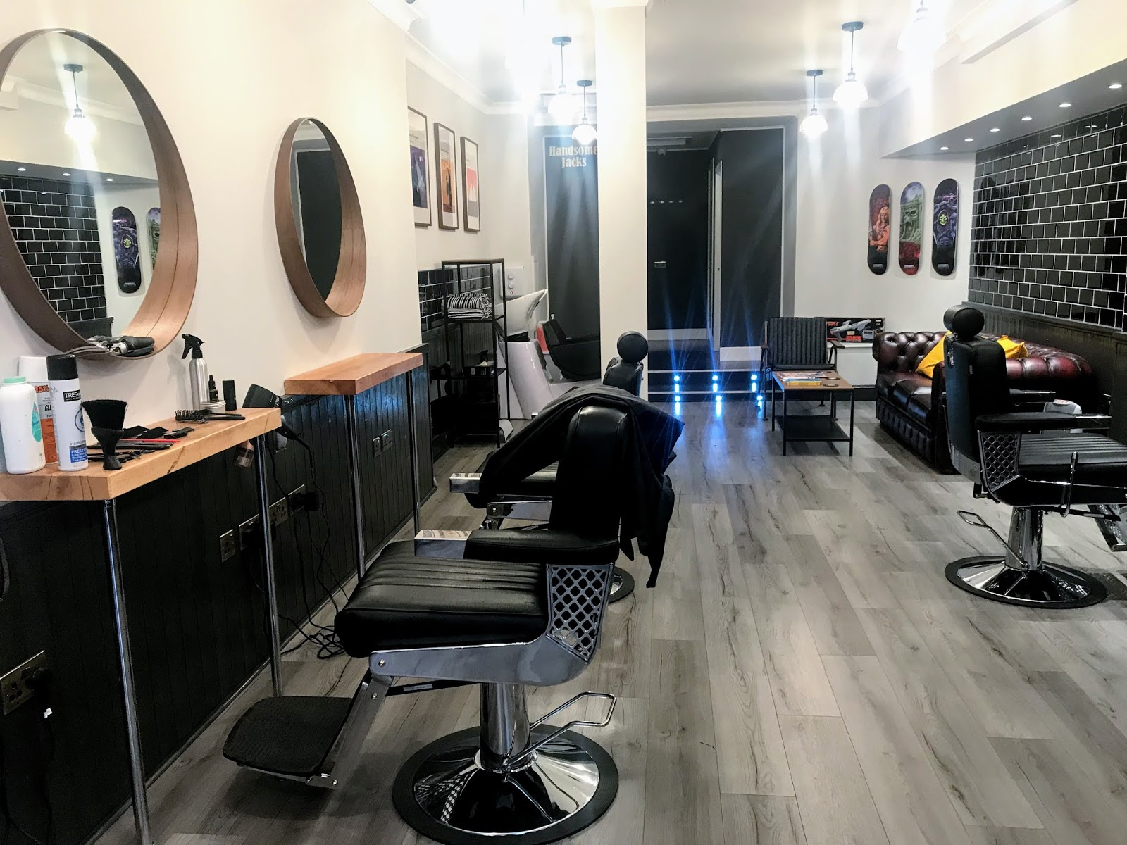 Handsome Jacks Barber  Glasgow