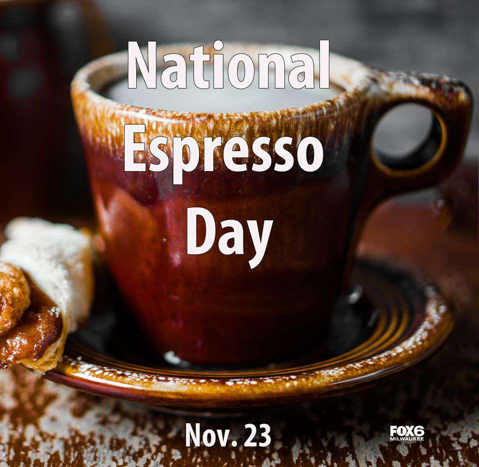 National Espresso Day Wishes Awesome Images, Pictures, Photos, Wallpapers