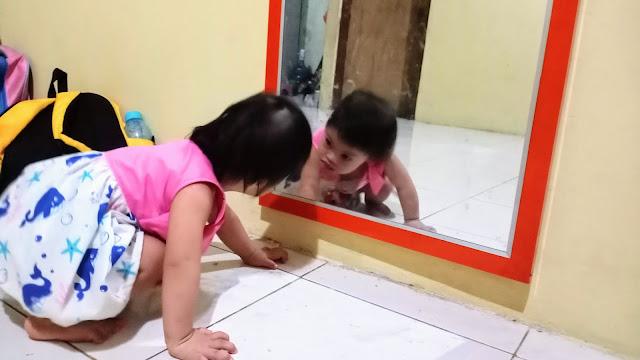 manfaat bercermin