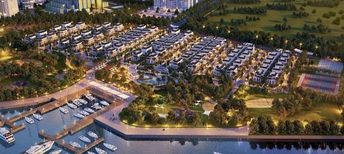 Nhà phố Vinhomes La Seine của tập đoàn Vingroup sẽ hút khách trong thời gian tới