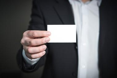 Qual Objetivo De Um Cartão De Visita?