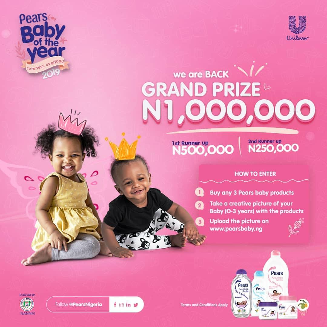 Win Baby Stuff 2019