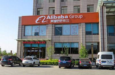 Alibaba has fined 265 million in China
