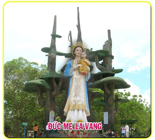 TGP Huế : Thư mời tham dự hành hương thường niên La Vang năm 2018