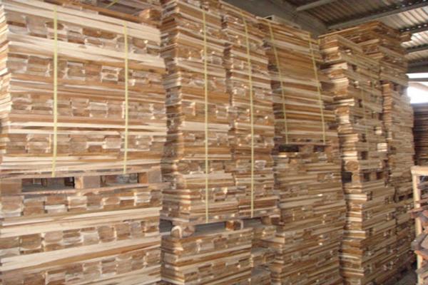 Pallet gỗ bình dương giá rẻ