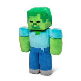 Minecraft Zombie Plush