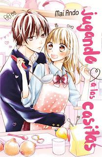 """Manga: Reseña de """"Jugando a las casitas"""" de Mai Ando - Fandogamia Editorial"""