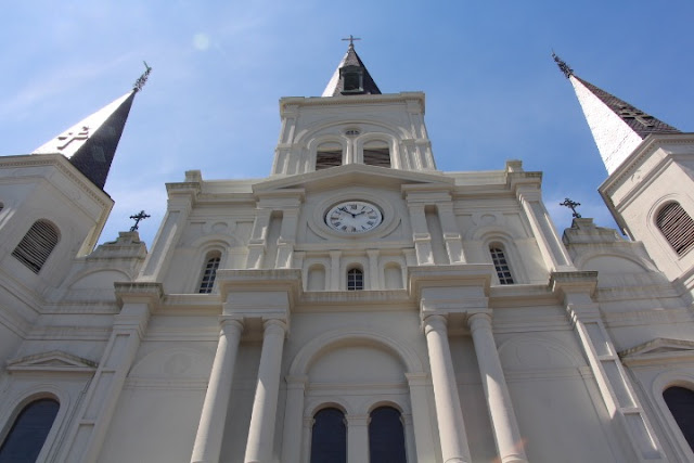 St. Louis Cathedral French Quarter Festival