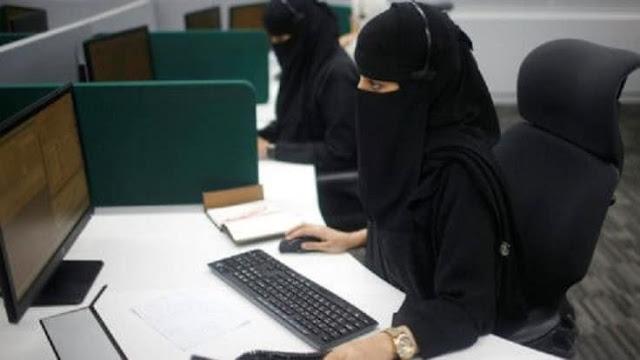 No Gender discrimination in Salaries of Private sector Workers, Women forbidden to work in Barbershops - Saudi-Expatriates.com-