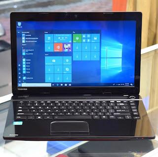 Jual Laptop Toshiba C40-A Intel Core i3 IvyBridge Malang