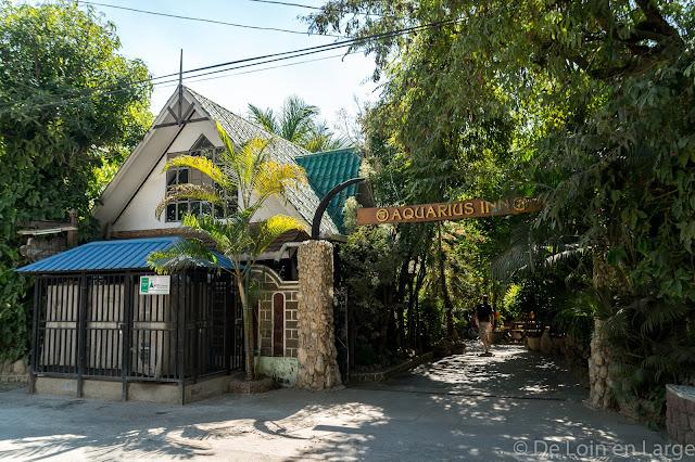 Aquarius Inn guesthouse - Nyaung Shwe - Myanmar Birmanie