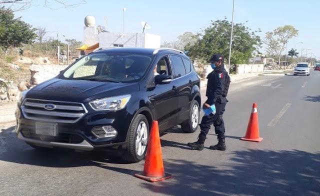 Regresa el toque de queda en Yucatán por aumento de contagios por COVID-19
