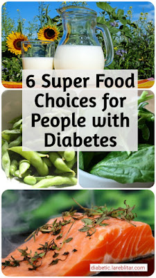 6 Super Food Choices for People With Diabetes