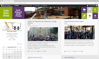 NOVA WEB DE L'ESCOLA