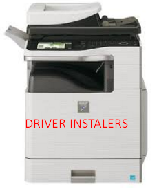 Sharp MX-C402SC Driver Download and Intalers
