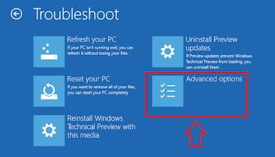 دليلك لكيفية عمل نسخة احتياطية لجميع أنظمة الويندوز windows 10/8/7/xp