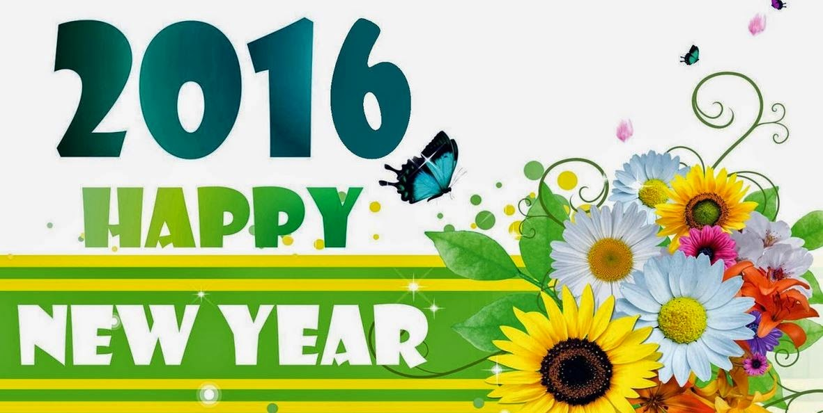 Happy New Year 2016 Greeting Messages Wallpapers
