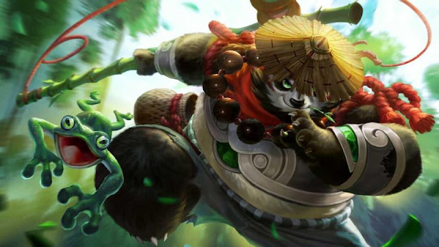 Kisah Hero Mobile Legends: Akai, Si Panda Warrior