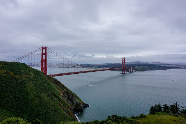 San Francisco-West Coast Road trip- California