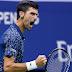 Djokovic derrotó con autoridad a Nishikori y enfrentará a Del Potro en la final del US Open