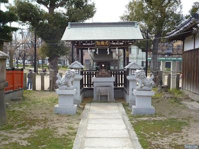 姫嶋神社元楯社
