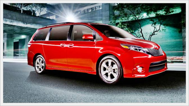 Toyota Sienna 2016 Mexico Reviews