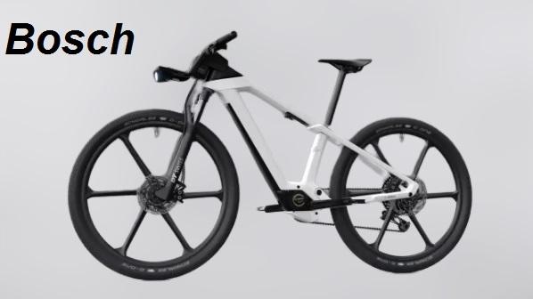 """كشفت Bosch عن تصميم جديد للدراجة الكهربائية ، يظهر كيف يمكن أن تبدو الدراجة الإلكترونية للمستقبل.    إن eBike Design Vision هو مفهوم وليس نموذج إنتاج ، ولكنه يتضمن العديد من المكونات والميزات التي ستأتي إلى تشكيلة Bosch الحقيقية في الأشهر المقبلة.    يصف Bosch الدراجة بأنها """"طراز رياضي حضري""""  تصميم متعدد الأغراض للتنقل داخل المدينة خلال الأسبوع ، ومعالجة المسارات الوعرة في عطلات نهاية الأسبوع.    تتميز eBike Design Vision أيضًا بجهاز كمبيوترNyon الجديد من Bosch ، والذي سيصل إلى دراجات الإنتاج في وقت لاحق من هذا العام. في حين أن نيون الحقيقية ستكون وحدة تحكم قابلة للإزالة ، يظهر المفهوم أنها متكاملة تمامًا في """"قمرة القيادة"""" للدراجة."""