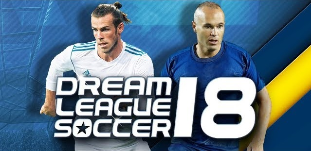 Dream League Soccer 2018 MOD Unlimited Money Coin Gold v5.03 Apk Full Unlocked Terbaru