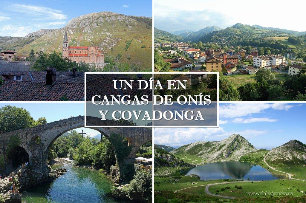 Un día en Cangas de Onis y Covadonga