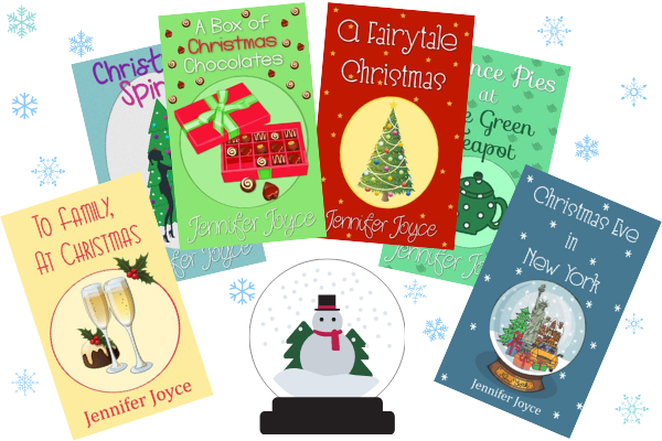 Six Free Christmas Short Stories - Jennifer Joyce