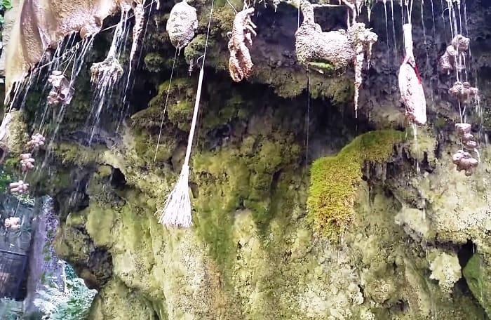 The Petrifying Well, Mother Shipton's Cave - A Well That Has Tremendous Ability to Turn objects Into Stone