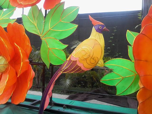 Lampion Burung
