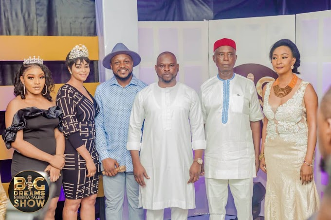 Big Dreams Reality show Officially Opens As Billionaire Ned Nwoko, Coza Pastor Make Appearance