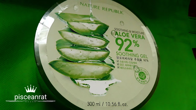 So out of curiosity, I have bought Nature Republic 92% Aloe Vera Gel from Althea Korea (priced at Php 180 for a 300ml tub) and without a shadow of a doubt we all know that this site only sells authentic goods. Now I wanna share with you how to get the real deal.