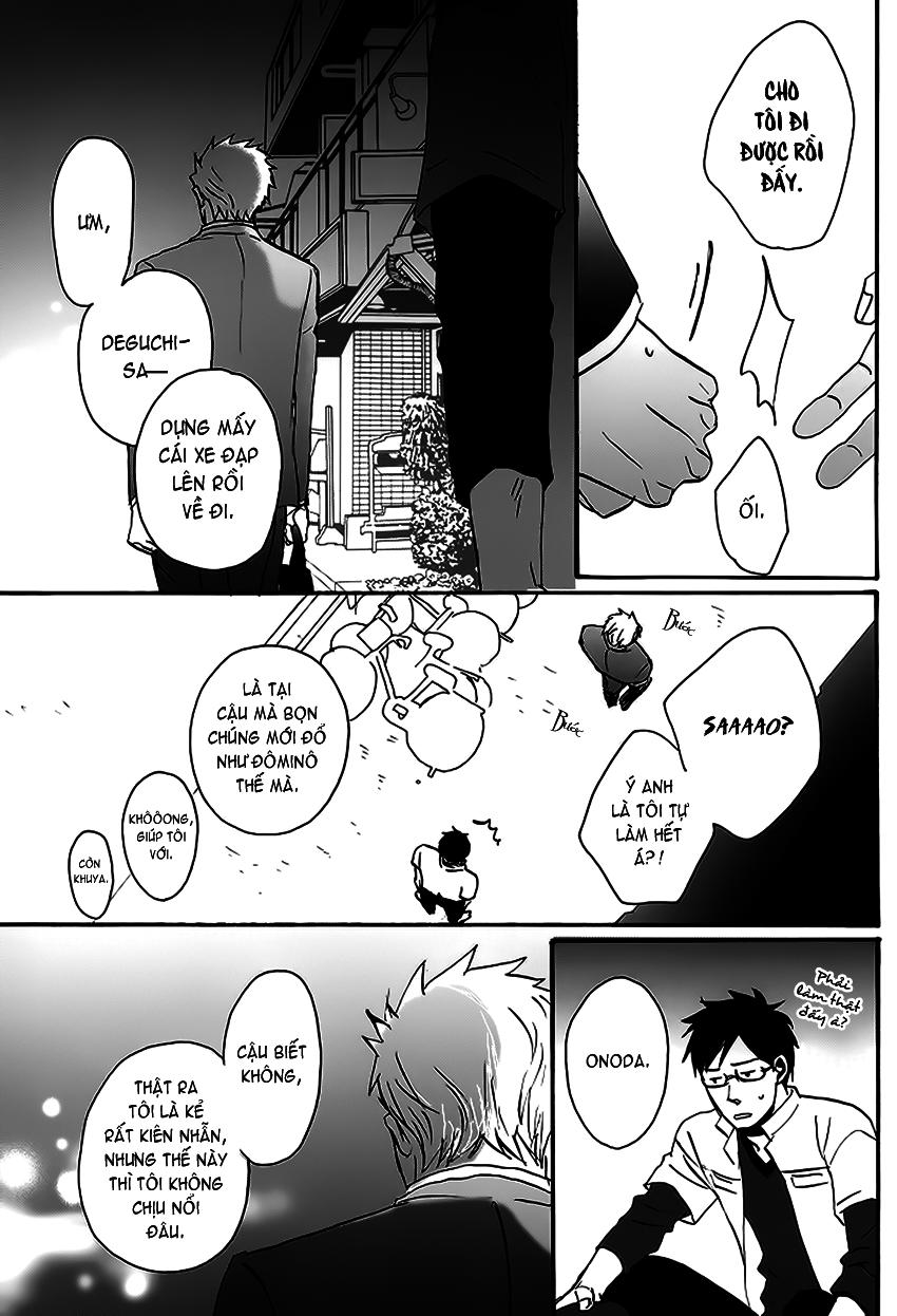 Trang 37 - Dù Thế Nào Em Vẫn Yêu Anh--EXTRA 3--[ShuShi Group] (- Yoneda Kou) - Truyện tranh Gay - Server HostedOnGoogleServerStaging