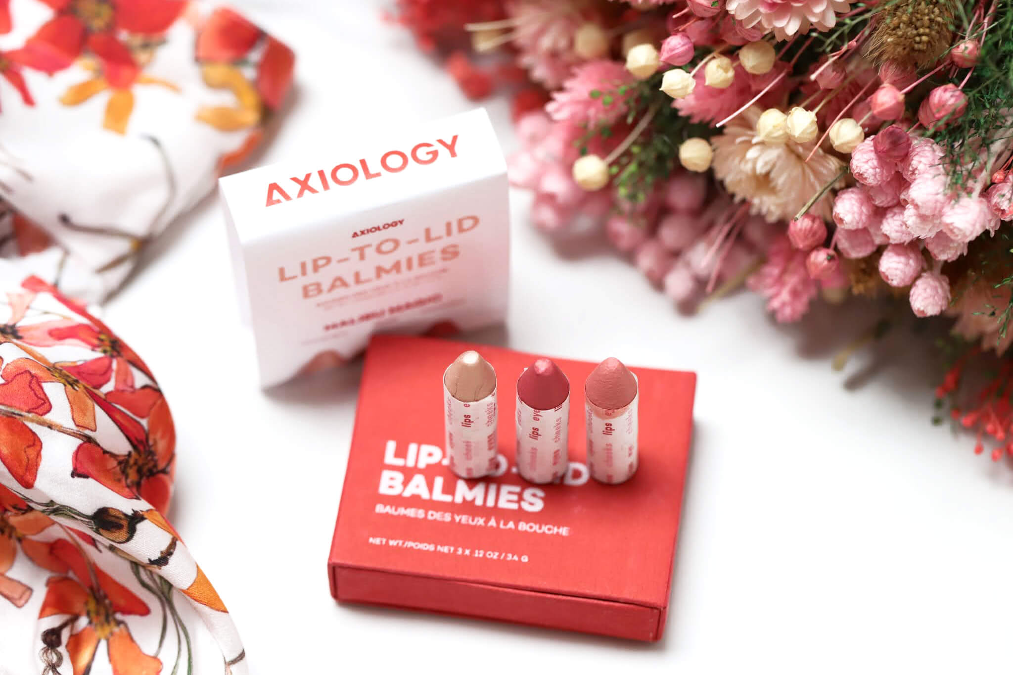 Axiology Lip To Lid Baumes Teintés