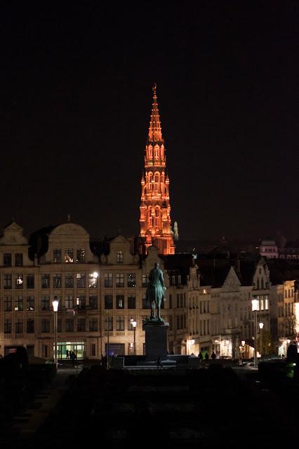Mont des Arts-Bruxelles
