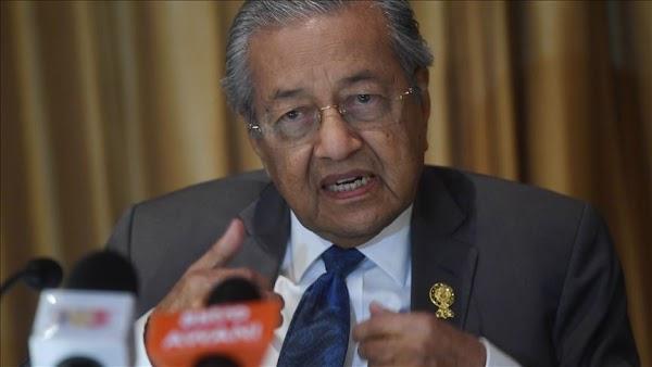 PM Mahathir: Jangan Tolong Taipan, Biarkan Mereka Bangkrut!