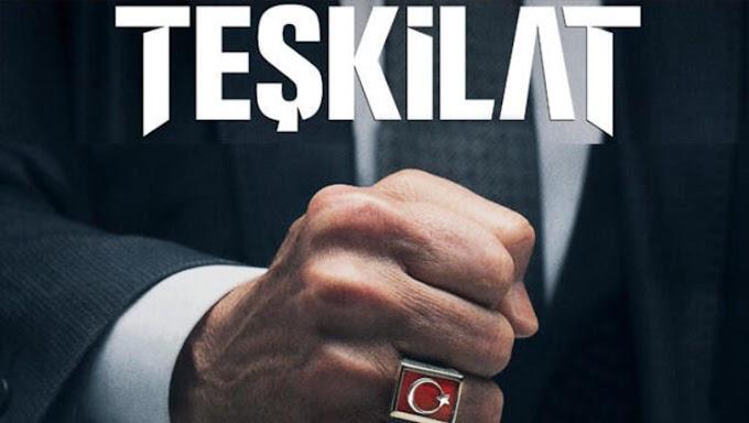 TRT Dizisi Teşkilat Sosyal Medyada Gündem Oldu