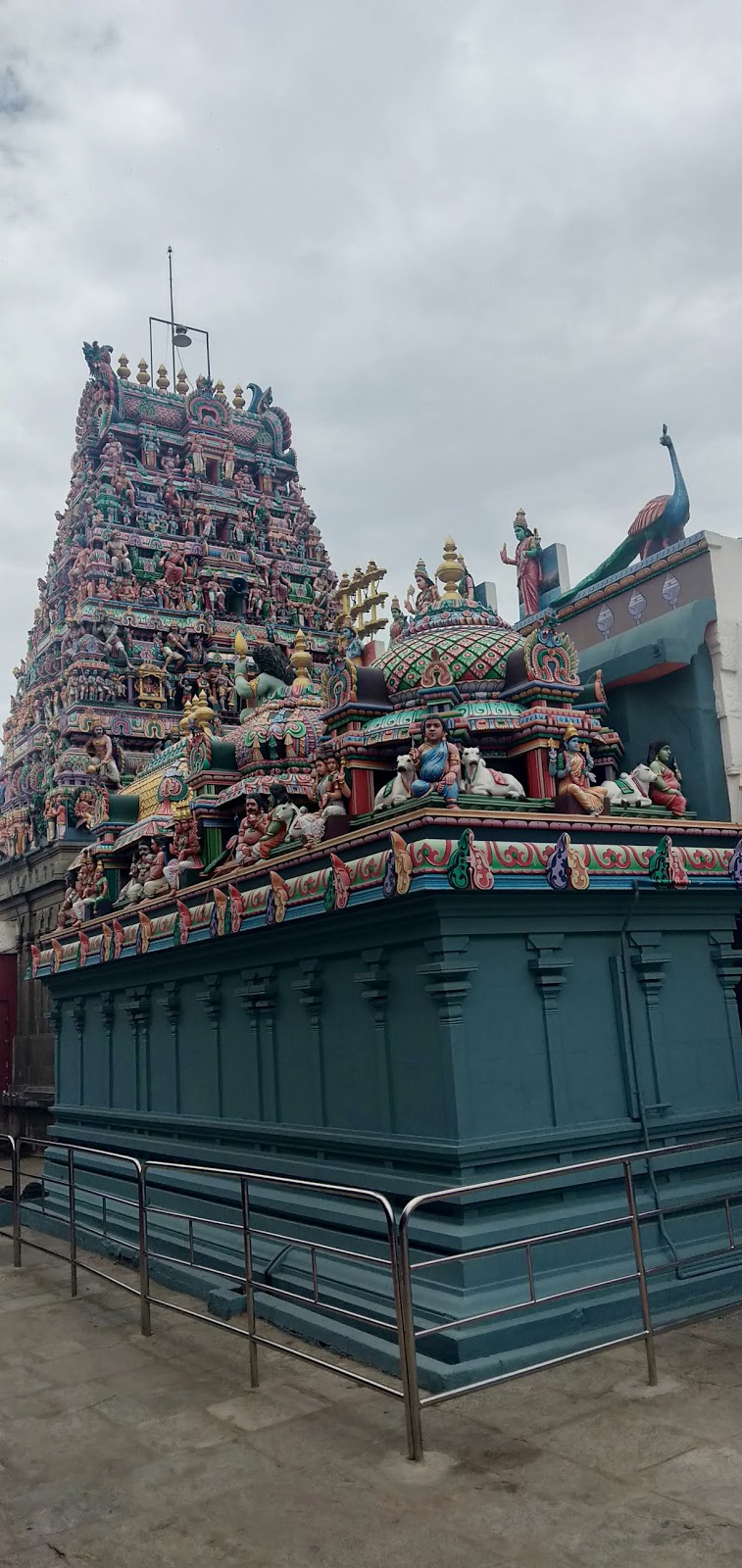 Get high position in your job by visiting andarkuppam murugan temple