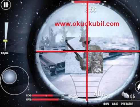 Call of Sniper WW2 1.2.4  Keskin Nişancı  Sniper MOD APK İndir 2020