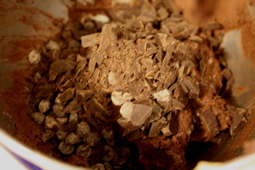 Cacao al Pepe Chocolate Chunk Cookies